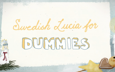 Swedish Lucia for Dummies -video